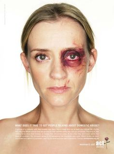 What does it take to get people talking about domestic abuse? - http://www.womensaid.org.uk/