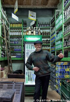 The beer shop. Cairo, Egypt