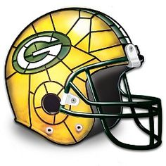Gift Idea: The NFL Louis Comfort Tiffany-Style Accent Lamps