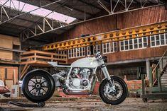 """Honda CB500 """"Mrs Duke"""" by Duke Motorcycles"""