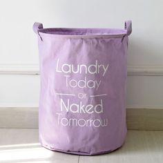 Bucket Laundry Baskets