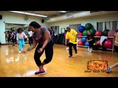 "▶ ""DANCE WITH ME TONIGHT""-Zumba w/La Chistosa - YouTube"