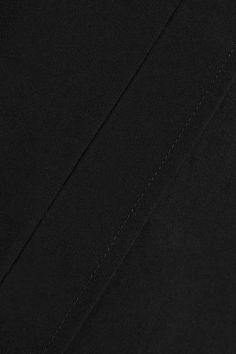 Maison Margiela - Cotton-blend Poplin Dress - Black - IT48