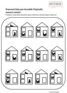 Preschool, Diagram, Words, Puzzle, Houses, Homes, Puzzles, Kid Garden, Kindergarten