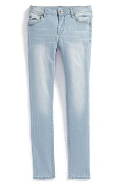 7 For All Mankind® 'The Skinny' Slim Fit Jeans - perfect tween girls spring must have