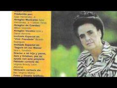 "Carmen V. Sanabria Canta ""Seca Tu Llanto"""