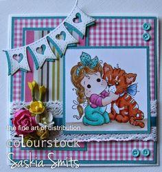 Cards made by Sas: Magnolia