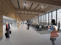 office of mcfarlane biggar architects + designers, Fort McMurray, Fort McMurray Airport