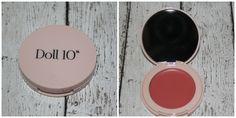 Doll 10 HydraGel Cream Blush- Flirt