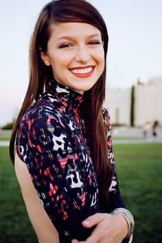 Melissa Benoist Dishes on 'Glee' and Her Real-Life Love