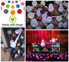 VIDEO: Made with Magic Items Light Up the Night at Disney Parks