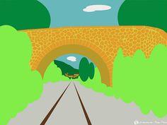 Ligne St Auban - Digne