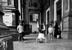 Gianni Berengo Gardin, Napoli,1967