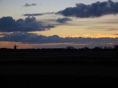 Texel daily image _ Looking at Oudeschild photo: Marlon Paul Bruin