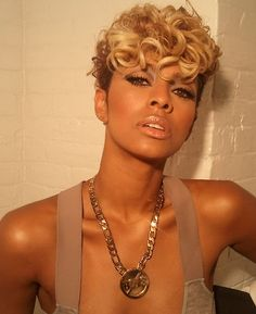 55 Best keri hilson short hairstyles images | Keri hilson ...