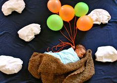 This and That from Tami: Baby Pictures Anyone Can Do