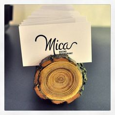 mica business card