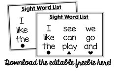 4 Worksheets Snap Words Grade List 17 Of 20 Kindergarten Writing with Lucy Calkins a free Worksheets Kindergarten Writing Activities, Teaching Writing, Lucy Calkins Kindergarten, Literacy, Kindergarten Classroom, Preschool, Sight Words List, Sight Word Practice, Student Writing Folders