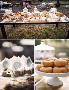 Wedding Food Bars / Bars…but not alcoholic! on http://itsabrideslife.com