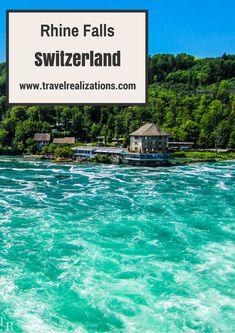 Falls in Switzerland Sound of water - Welcome to the Rhine Falls in Switzerland!Sound of water - Welcome to the Rhine Falls in Switzerland! Backpacking Europe, Europe Travel Tips, European Travel, Travel Guides, Travel Destinations, Travelling Europe, Travel Jobs, Traveling, Zermatt