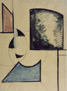 Category:Drawings in the Museum De Lakenhal Theo Van Doesburg, Conceptual Art, Netherlands, North America, Dutch, Abstract Art, Museum, Drawings, Paper