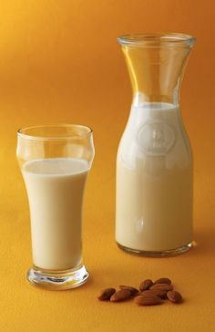 Almond milk. Check out the recipe below.  Photo: Craig Lee, Special To The Chronicle