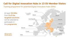 Call for Innovation Hubs in Member States Management Tips, Project Management, Lithuania, Poland, Training Programs, Slovenia, Bulgaria, Czech Republic