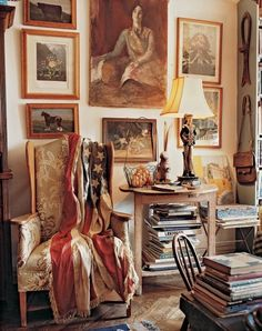 Mary Randolph Carter's home