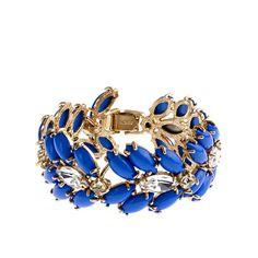 Marquess fleur bracelet - bracelets - Women's jewelry - J.Crew