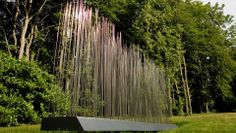 Field of Rods by Vong Phaophanit | CASS Sculpture Foundation