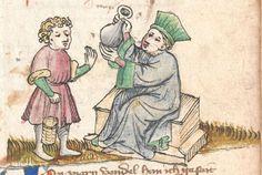 Konrad : Schachzabelbuch Elsass, 1414 Cgm 1111  Folio 273