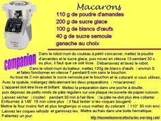 Recipe of cassolettes with scallops or scallops - - Amazing Foods Menu Recipes Dessert Companion, Pain Surprise, Prep & Cook, Macaron Flavors, Cake Factory, Vegetable Drinks, Desserts, Robots, Biscuits