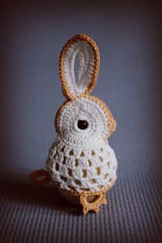 Excited to share the latest addition to my #etsy shop: Easter bunny crochet/Eggs decorations/Egg cover/Easter gift/Easter decor/Easter eggs/Crochet bunny/Egg holders/Egg cup/ Egg Cosy/Ornaments http://etsy.me/2npoGUb #housewares #white #easter #beige #eggsdecorations #
