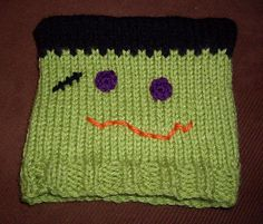 Ravelry: Little Frankie Stein pattern by Glenna Anderson Muse