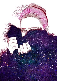 showslow: Stella by Soulist-Aurora.   Thank you so much to Soulist-Aurora for this Illustration.  Follow this amazing artist which is one of my favourites!