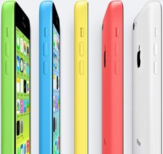 Apple IPhone 5c Reconditionné Grade A - Case Market