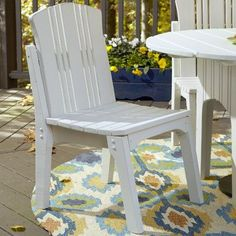 Uwharrie Carolina Preserves Dining Side Chair Finish: Twilight Blue (Distressed)