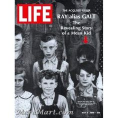 Assassin James Earl Ray in third grade life magazine cover: 3 May 1968 Life Magazine, Magazine Ads, Magazine Covers, James Earl Ray, Life Cover, Thing 1, Accusations, Life Photo, Vintage Magazines