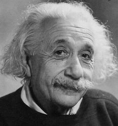 """""""Any fool can make things bigger, more complex and more violent. It takes a touch of genius—and a lot of courage—to move in the opposite direction.""""    Albert A. Einstein"""