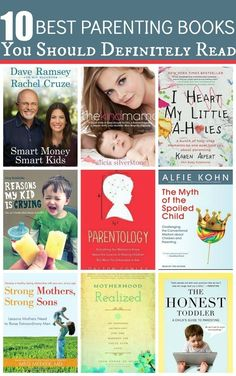 #Parenting Books: Good parenting is all about honesty, self-control, kindness, and cheerfulness. As a new parent, you may be confused. Here are top 10 parenting books that you can grab if you're looking to ace the art of parenting.