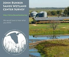 If you haven't been to the John Bunker Sands Wetland Center  in Seagoville you are missing out! Not only is it a vital part of our water treatment process and educational center it is one of the best places to bird watch in the area. We would love your input on how to make this center even better! Take a minute to complete our survey and help determine the future of the wetland.  http://bit.ly/jbswetlandsurvey #wetland #environment #watertreatment #watercycle #onewater #morethanwater #water…