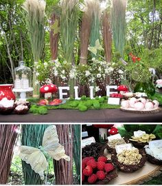 Woodland Fairy Birthday · by Kate Landers Events