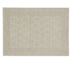 Braylin Rug - Neutral #potterybarn $126, I think this one works the best in the bathroom