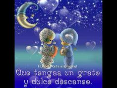 Que tengas un grato y dulce descanso ! Good Night, Make It Yourself, Gifs, Youtube, Thankful, Morning Thoughts, Nighty Night, Have A Good Night, Gifts