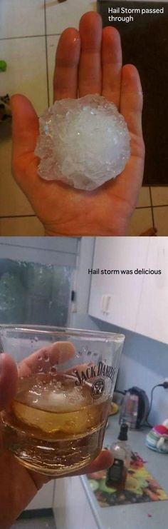 Making the most out of a hail storm