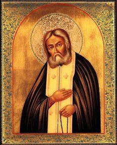 Sfântul Cuvios Serafim de Sarov
