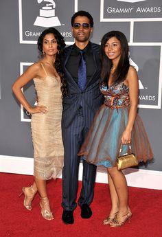 Eric Benet and India Jordan Photo - 51st Annual Grammy Awards - Arrivals