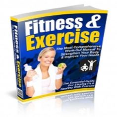 Fitness & Exercise: Knowing about fitness, health and exercise. Carbohydrates diet as your fitness & exercise plan. Fitness for muscles and exercise for building mass. How to reduce fats and cholesterol that are affecting our health.