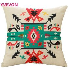 Nordic Style Throw Pillows, Pink, Teal | $$13.97 | Best SALES on Unique Quality Home Decor, Wall Art and Throw Pillows