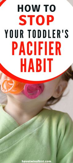 Toddler pacifier weaning tips. How to take pacifier away from toddler in just 3 days. Toddler sleep tips for stopping the pacifier habit. #toddlersleep Pacifier Weaning, Toddler Sleep Training, Toddler Nap, Sleep Help, How To Have Twins, Bedtime Routine, Day Plan, Preschool Ideas, Parenting Hacks